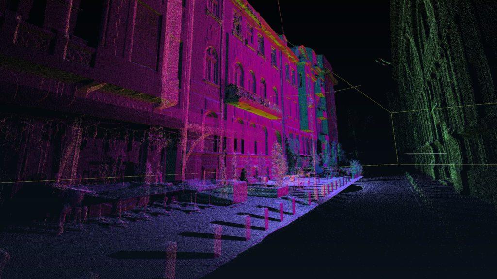 Scan Strada Golescu